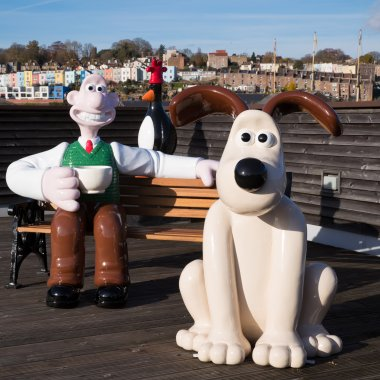 Wallice And Gromit 1 Dx10168 Copy